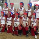 12U Downstate Rippers Sizzler Champs!!